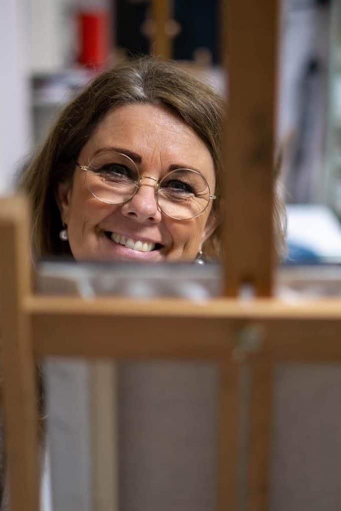 7 weekse schilder workshop